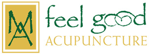 MA Feel Good Acupuncture logo